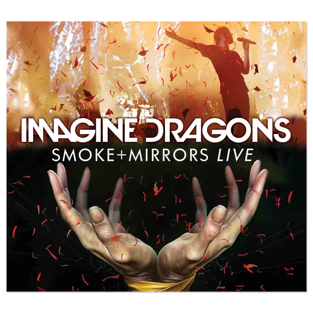 Descargar | imagine dragons smoke + mirrors [deluxe] youtube.