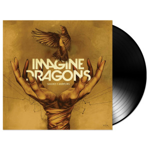 Smoke + Mirrors (Deluxe) Re-Issue Vinyl