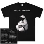 Imagine Dragons Moon Man Tour Dateback T-Shirt
