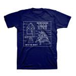 Imagine Dragons Moon Landing T-Shirt