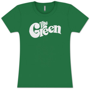 The Green Ladies Logo T-Shirt