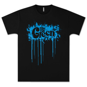 The Green Graffiti Logo Unisex T-Shirt