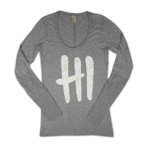 The Green HI Ladies Longsleeve T-Shirt