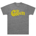 The Green Premium Heather Logo T-Shirt
