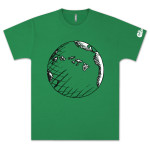 The Green Men's Earth T-Shirt