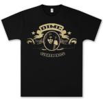 Dimebag Darrell Dime Banner T- Shirt