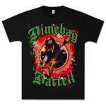 Dimebag Darrell Guitar Burst T-Shirt