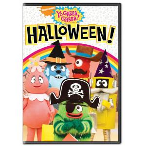 Yo Gabba Gabba! Halloween DVD