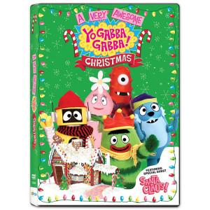 A Very Awesome Yo Gabba Gabba! Christmas DVD