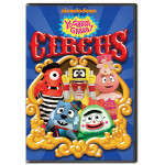 Yo Gabba Gabba! Circus DVD