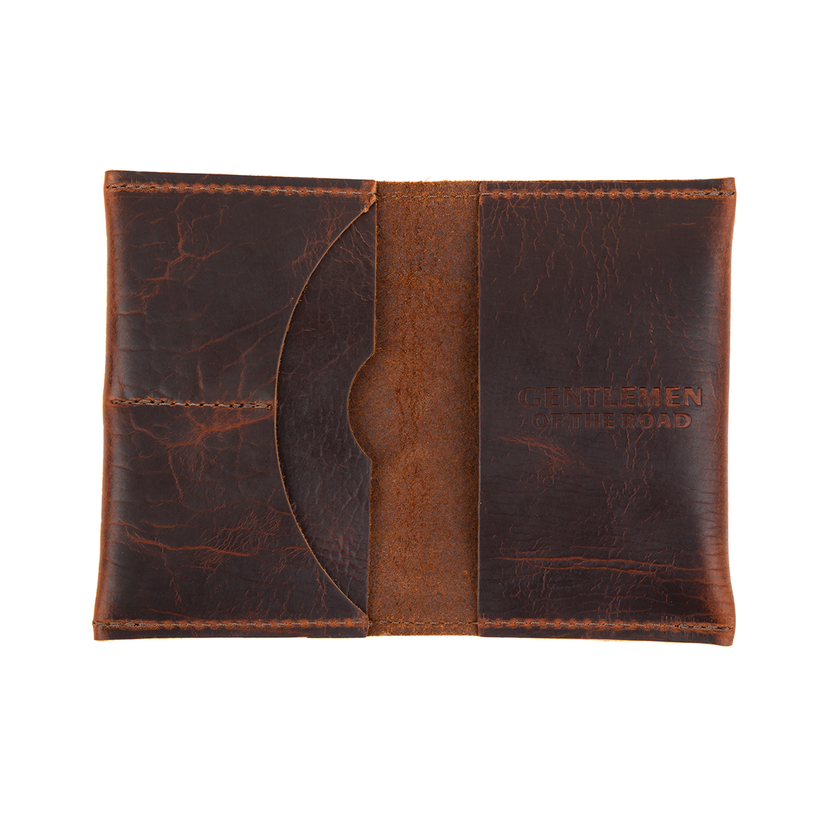 GOTR Leather Passport Wallet