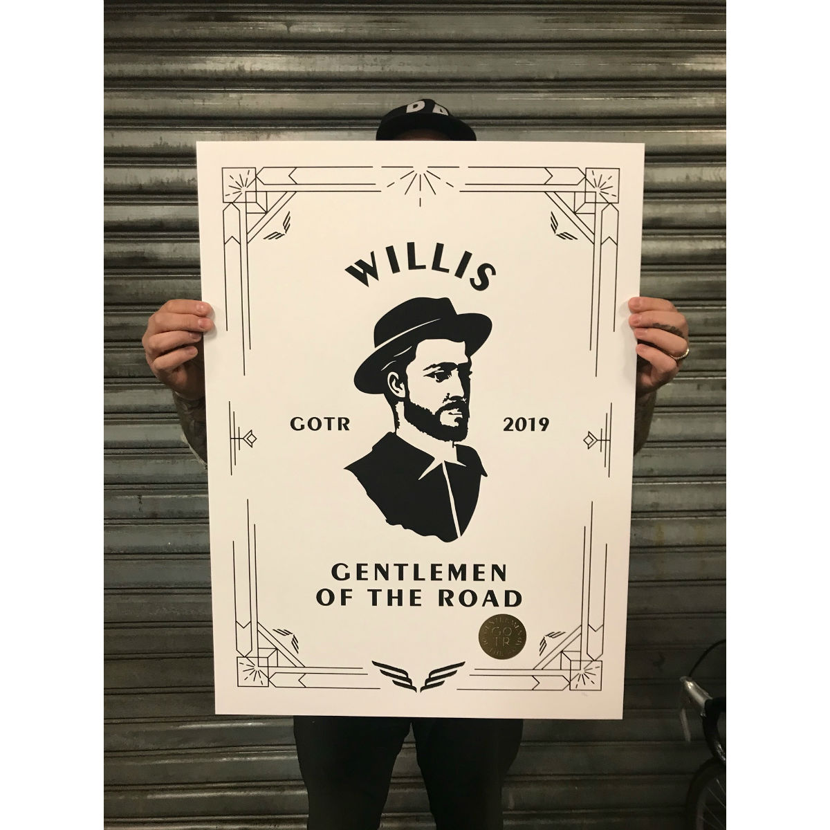 WILLIS ART PRINT 2019