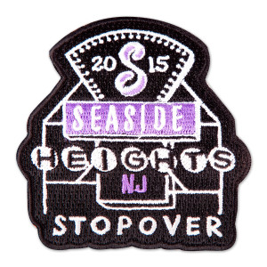Seaside Heights Woven Patch