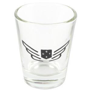 Gentlemen of the Road USA Shot Glass