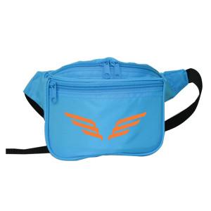 Wings Fanny Pack - Blue
