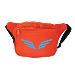 Wings Fanny Pack - Orange