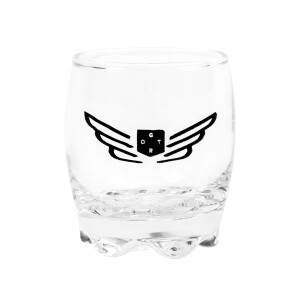 Gentlemen of the Road UK Shot Glass