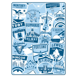 2015 Limited GOTR Badges Print