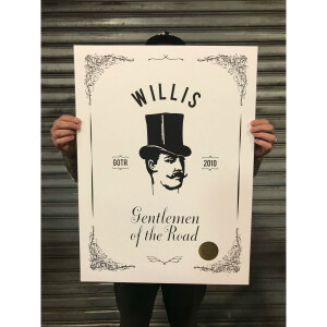 WILLIS ART PRINT 2010