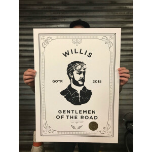 WILLIS ART PRINT 2015