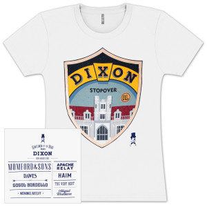 Dixon Stopover Ladies T-Shirt