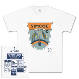Simcoe Stopover Unisex T-Shirt