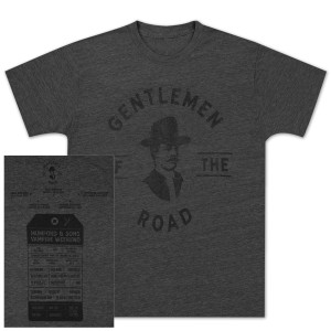 Gentlemen of the Road Stamp Unisex T-Shirt