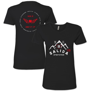 Salida Stopover Ladies T-Shirt