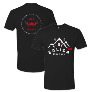 Salida Stopover Unisex T-Shirt
