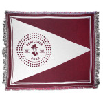 Gentlemen of the Road 2013 Blanket - Maroon