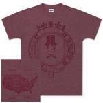 Men's Belt Crest Event T-Shirt