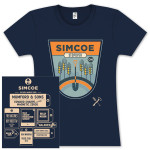 Simcoe Main Event Ladies T-Shirt