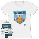 Ladies Guthrie Main Event T-Shirt