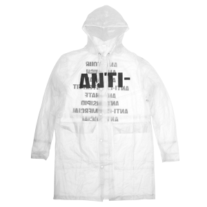 Anti Trench Coat Clear