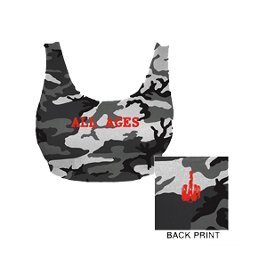 Rihanna All Ages Sports Bra