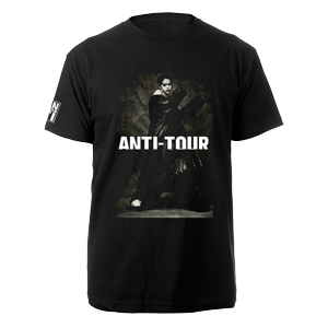 Rihanna Anti-Tour T-Shirt
