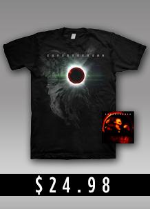 CD - T-Shirt Bundle