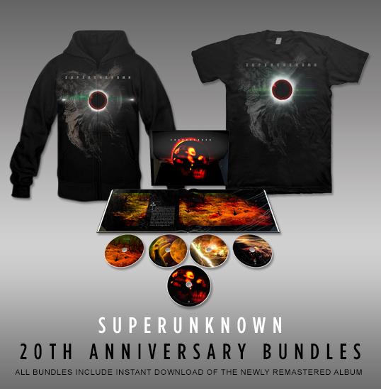 Superunknown 20th Anniversary