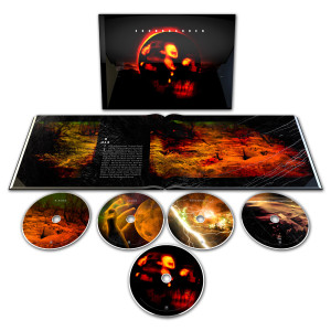 Soundgarden Superunknown Super Deluxe CD Set
