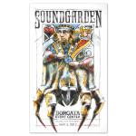 Soundgarden May 3 2013 Atlantic City, NJ Show Print