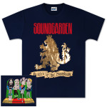 Soundgarden Knights of the Sound Table T-Shirt
