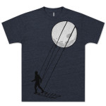 Phillip Phillips Man and The Moon T-Shirt