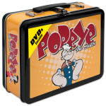 Popeye the Sailor Dual DVD Collectable Tin