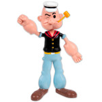 "Popeye 6"" Bendable Figure"