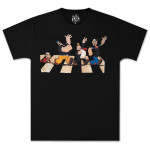 Popeye Abbey Road T-shirt