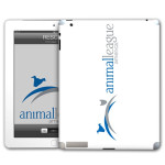North Shore Animal League iPad Skin