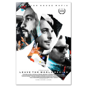 SHM Leave The World Behind Poster