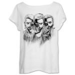 Swedish House Mafia 3 Faces Tunic