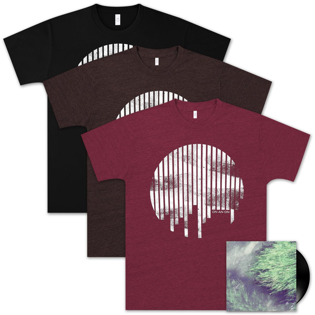 ON AN ON - Vinyl + T-Shirt Bundle