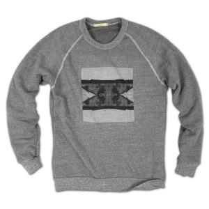 ON AN ON Landscape Pull Over Sweatshirt